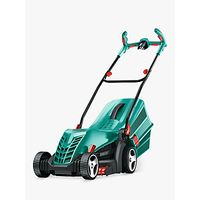 Bosch Rotak 36R Rotary Hand-Propelled Electric Lawnmower