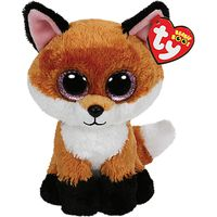 Ty Beanie Boo Slick Fox Soft Toy