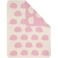John Lewis Babys Hedgehog Blanket, Pink