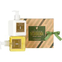 LOccitane Refreshing Verbena Hand Wash & Lotion Duo