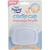 Pourty Cradle Cap Brush