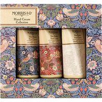 Heathcote & Ivory Morris & Co Strawberry Thief Hand Cream Collection