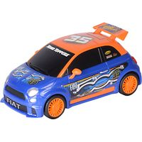 Toy Slate Road Rippers Fiat 500 Hatchback
