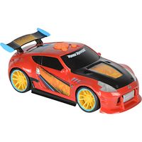 Toy State Skidders Nissan, Orange Toy Car
