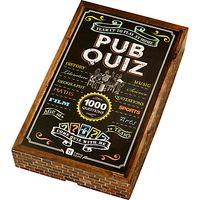 Talking Tables Pub Quiz