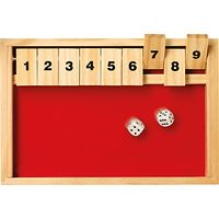 John Lewis Shut The Box Game