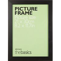 John Lewis The Basics Picture Frame, A4