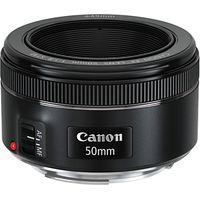 Canon EF 50 F/1.8 STM Lens