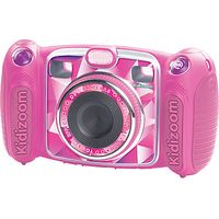 John Lewis Exclusive VTech Kidizoom Duo Digital Camera With 4GB SD Card, Pink