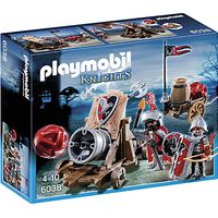 Playmobil Knights Hawk Knights` Battle Cannon