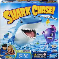 Shark Chase Game