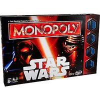 Star Wars Episode VII: The Force Awakens Monopoly Game