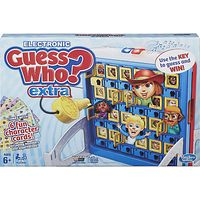 Guess Who? Electronic Extra Game