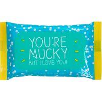 Happy Jackson Mucky Wet Wipes