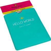 Happy Jackson Hello World Passport Cover