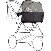 Mountain Buggy Urban Jungle Carrycot Storm Cover