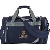 St Marys School, Cambridge Sports Bag, Navy