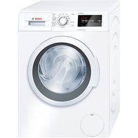 Bosch WAT28370GB Freestanding Washing Machine, 9kg Load, A+++ 30% Energy Rating, 1400rpm Spin, White