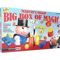Marvins Magic Big Box Of Magic, 225 Tricks, Assorted