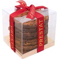 Prestat, Chocolate Covered Florentine, 225g