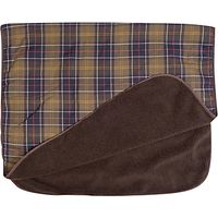 Barbour Classic Tartan Dog Blanket