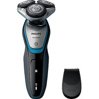 Philips S5400/06 Aquatouch Electric Shaver, Blue / Grey