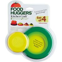Kitchen Craft Food Huggers, Set of 4