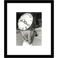 Getty Images Sundial Hat 1939 Photograph, Black Frame, 57 x 49cm