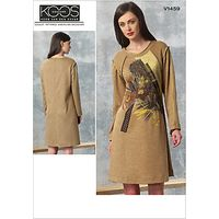 Vogue Womens Koos Couture Dress Sewing Pattern, 1459