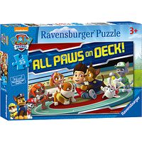 Paw Patrol All Paws On Deck! Puzzle, 35 Pieces