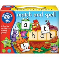 Orchard Toys Match & Spell Game