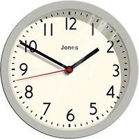 Jones Cosmos Wall Clock, Dia. 25cm