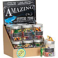 Seedling Amazing Spitting Frogs Jar