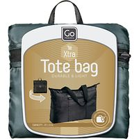 Go Travel Foldable Tote Bag, Multi
