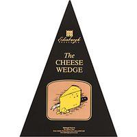 Edinburgh Preserves Cheese Wedge