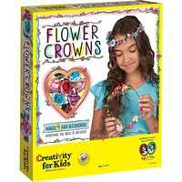 West Designs Flower Crowns Craft Set