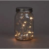Mason Jar LED Lights, Large