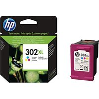 HP 302 XL Tri-Colour Ink Cartridge