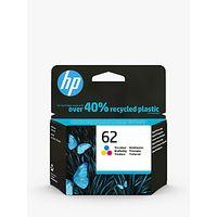 HP 62 Tri-Colour Ink Cartridge