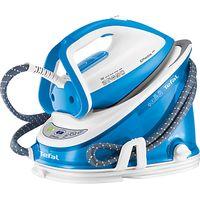 Tefal Effectis GV6760 Pressurised Steam Generator Iron, Blue/White