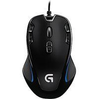 Logitech G300S Optical Gaming Mouse, Black