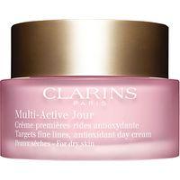 Clarins Multi-Active Day Cream, Dry Skin, 50ml