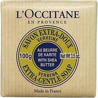 LOccitane Shea Butter Verbena Soap, 100g
