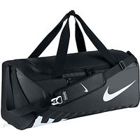 Nike Alpha Adapt Crossbody Large Training Duffel Bag, Black