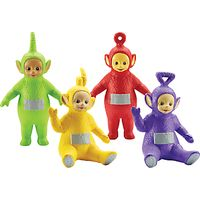 Teletubbies Family Figures, Pack of 4