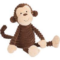 Jellycat Cordy Roy Monkey Baby Soft Toy, Brown
