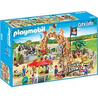 Playmobil City Life Large City Zoo