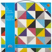 DMC Creative Cheque Mate Tapestry Kit, Multi