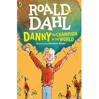 Danny Champion Of The World Book Illustrated by Quentin Blake