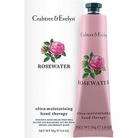 Crabtree & Evelyn Rosewater Hand Therapy, 50g